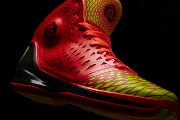 D Rose 3.5, The Spark, Detail 1