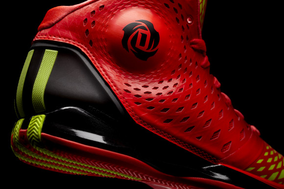D Rose 3.5, The Spark, Detail 2