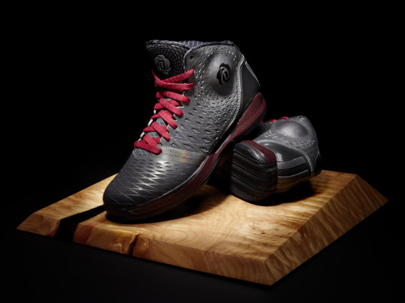D Rose 3.5,Metal-Black, Hero 1