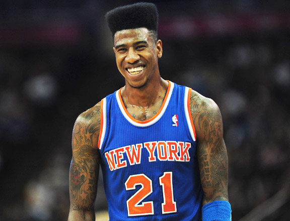 NBA Tells Knicks Player Iman Shumpert To Cut Logo From His ...