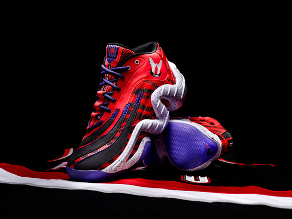 adidas Real Deal Rookie of the Year edition - Damian Lillard