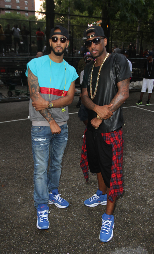 swizz and fab