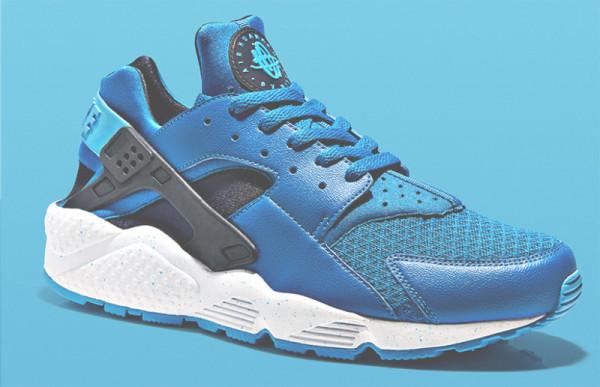 Nike Air Huarache - Military Blue