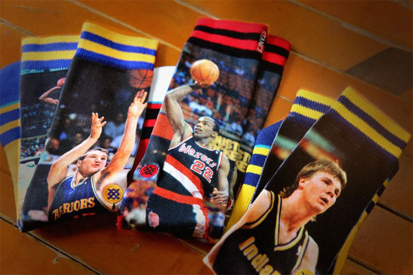 Stance NBA Legends Collection socks