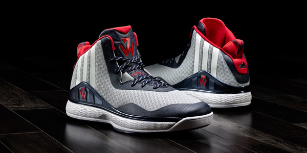 adidas J Wall 1 - Home colorway