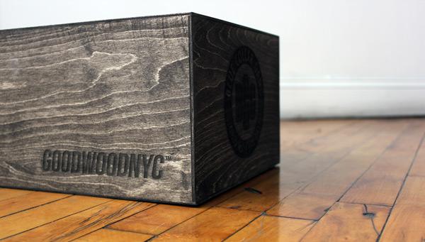Good Wood NYC Sneaker Box - 1