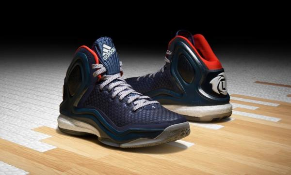 adidas D Rose 5 Woven Blues