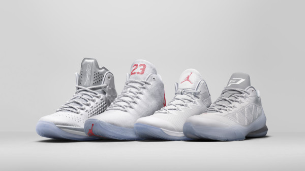 Jordan unveils player-exclusive footwear for All-Star