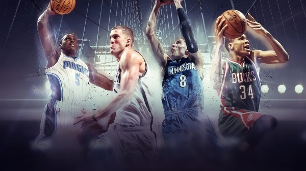 NBA All-Star Dunkers