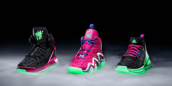 adidas Ballin' Dead Pack