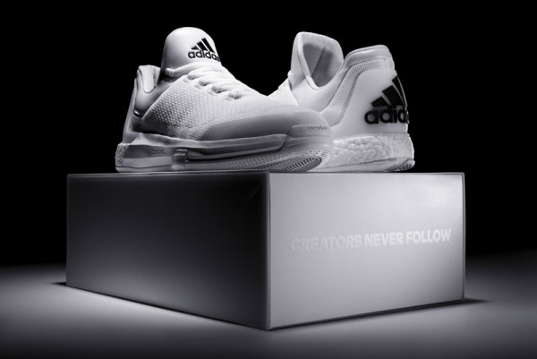 adidas James Harden Crazylight Boost Triple White