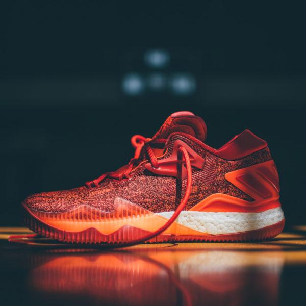 adidas Crazylight 2016 - Solar Red