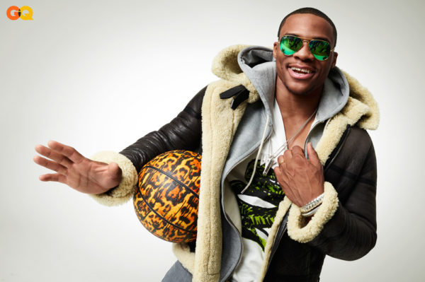 Russell Westbrook - GQ November