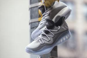 adidas Crazy Explosive Low - Grey