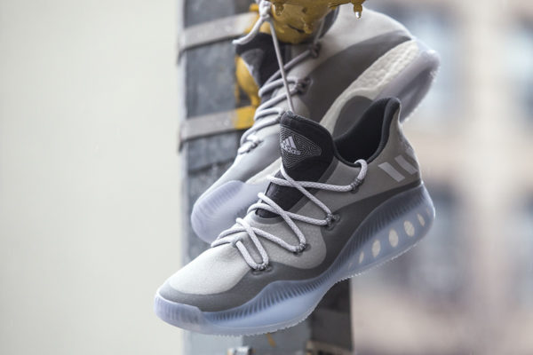 adidas Crazy Explosive Low - Grey