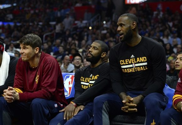 The NBA Isn't Happy With the Cavs Sitting Three Key Starters in Saturday's Nationally Televised Game