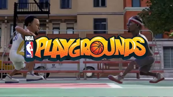 'NBA Playgrounds' Is Like A Modern Day 'NBA Jams'