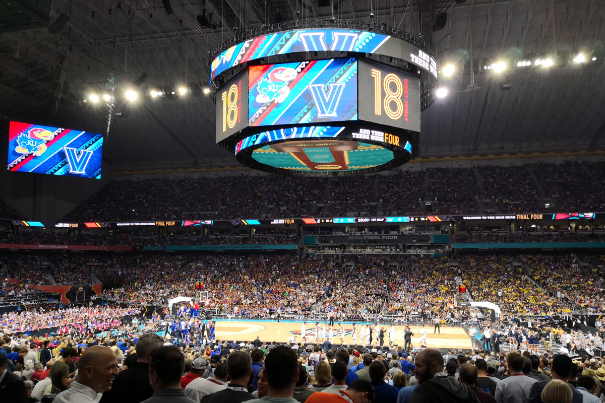 2020 NCAA Basketball Tournament Games To Be Played Without Fans Due To Coronavirus